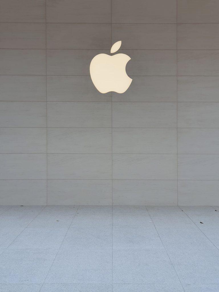 蘋果A13側面