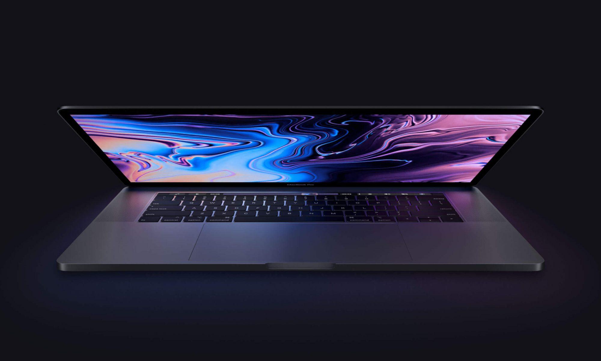 Macbook Pro 2018-2019